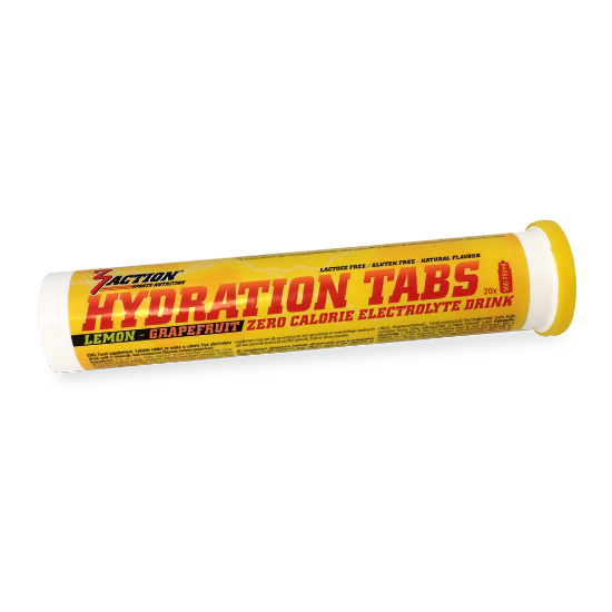 Hydration Tabs Lemon