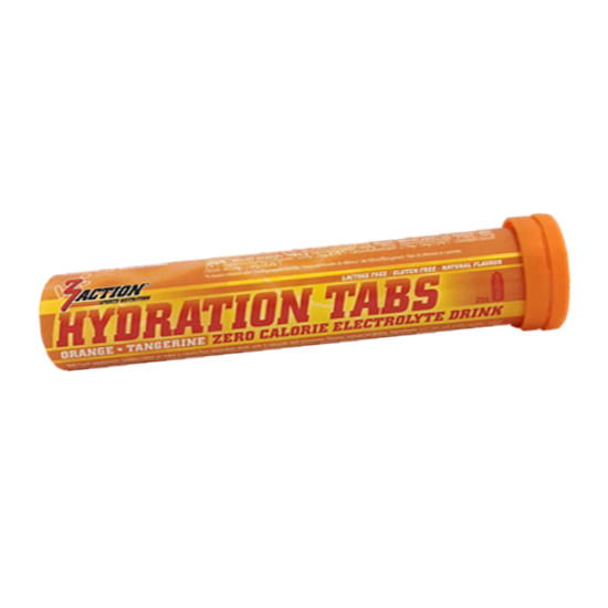 Hydration Tabs Orange